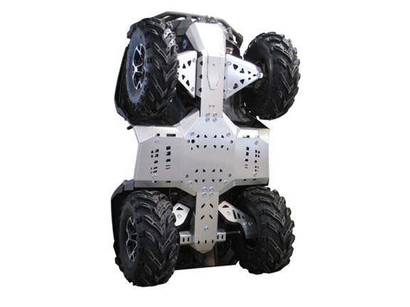 Iron Baltic aluminium skid plate for Atv Can Am 1000 G2 Outlander ...