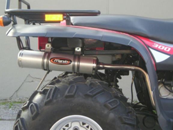 MARVING Exhaust System for LINHAI 300 CLASSIC 4X4 2006 +